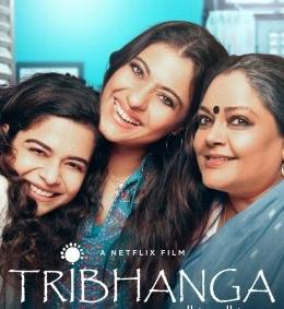 tribhanga movie poster