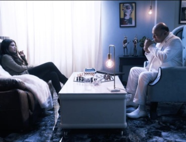 Ruchita Jadhav and Yatin Karyekar in Enigma short film