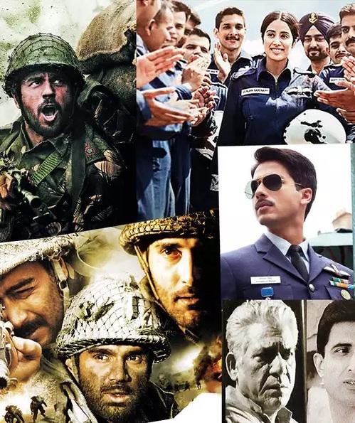 hindi war films