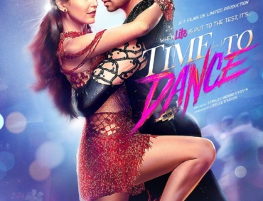 Time To Dance Poster