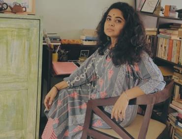 Filmmaker Ashwiny Iyer Tiwari turns author with 'Mapping Love'