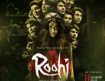 roohi movie poster