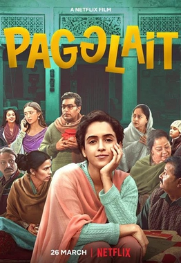 pagglait movie review