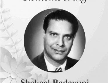 Remembering Shakeel Badayuni
