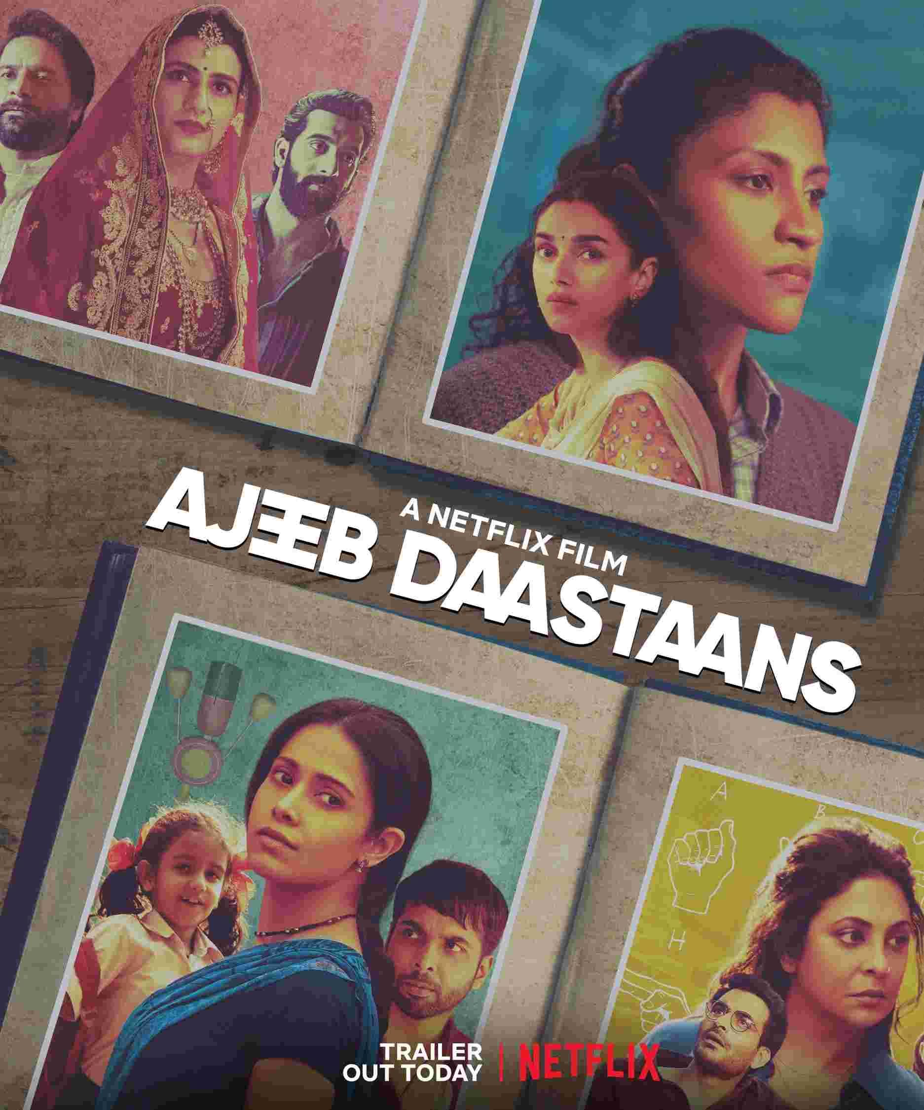 Ajeeb Daastaans Official Trailer