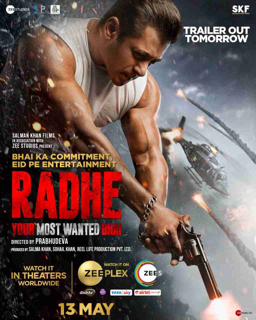 Movie Review: Radhe Your Most Wanted Bhai