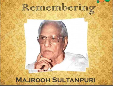 Remembering Lyricist Majrooh Sultanpuri
