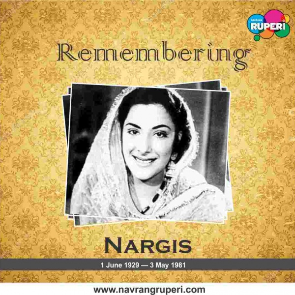 Remembering the finest actress nargis