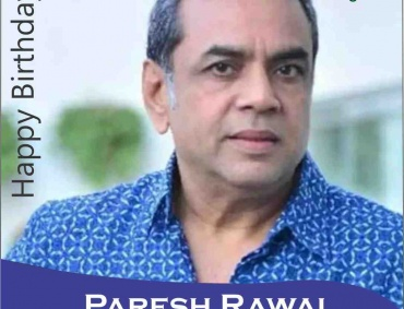 paresh rawal birthday special