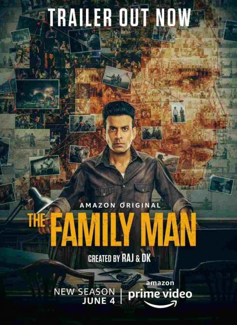 The Family Man Season 2 - Official Trailer