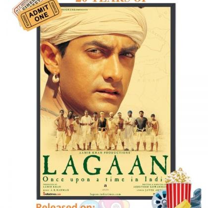 making of lagaan