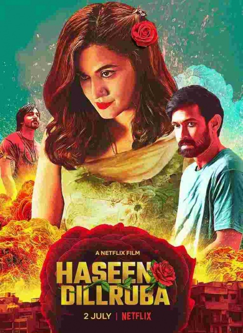 Haseen Dillruba Official Trailer
